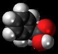 Phenylacetic acid molecule spacefill.png