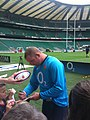 Phil Vickery 2009 08 12 1 Whitton twickenham england training.jpg