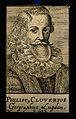 Philipp Cluverius. Line engraving, 1688. Wellcome V0001164.jpg