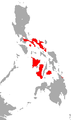 Philippine Pygmy Roundleaf Bat area.png