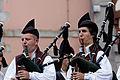 Photo - Festival de Cornouaille 2012 - Banda gaites Xacara en concert le 26 juillet- 022.jpg