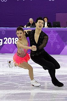 Photos – Olympics 2018 – Dance (WANG Shiyue LIU Xinyu CHN – 22nd Place) (3).jpg