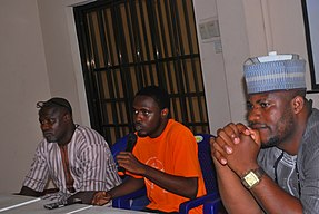 Photos from the Launching of Wikimedia Fan Club, University of Ilorin 04.jpg