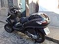 Piaggio MP3 L rearview.jpg