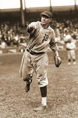 Fogel Field - Hall of Famer, Pie Traynor, Pittsburgh Pirates, 1922