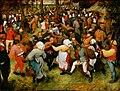 Pieter Bruegel de Oude - De bruiloft dans (Detroit).jpg