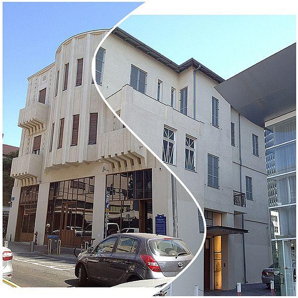 מוזיאון לבנקאות ונוסטלגיה תל-אביבית