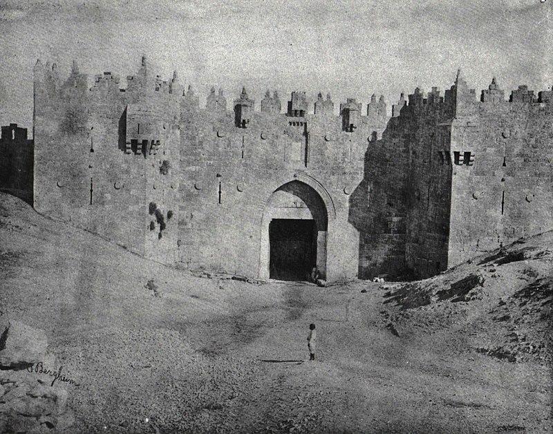 שער דמשק