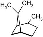 Strukturformel von Pinan