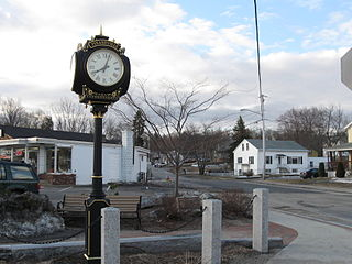 Pinardville, New Hampshire Census-designated place in New Hampshire, United States
