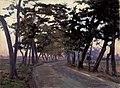 Pines alongside the Tokaido by Wada Eisaku (Kariya City Art Museum).jpg