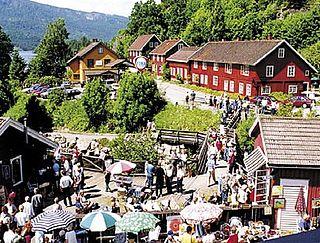 Hof, Vestfold Municipality in Vestfold, Norway