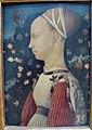 Pisanello, ritratto di principessa, 1435-40 ca. 02.JPG