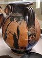 Pittore della nascita di atena, pelike con poseidone, anymone, afrodite ed eros, 460-450 ac. ca., dalla tomba dei vasi greci alla banditaccia 03.jpg