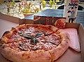 Pizza Margherita, Stara Zagora, Bulgaria.jpg
