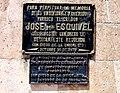 Placa del monumento al párroco José Ma. Esquivel en San Diego de la Unión, Guanajuato.jpg