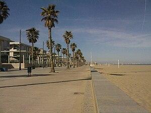 Province of Valencia - Platja de la Patacona d'Alboraia