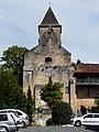 Plazac église façade sud-ouest.jpg