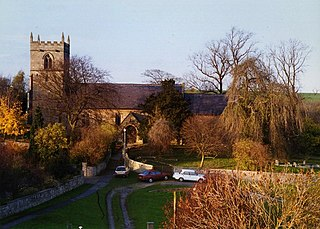 Pleasley village and civil parish in the Bolsover District of Derbyshire, England