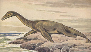 Plesiosaur on land.jpg