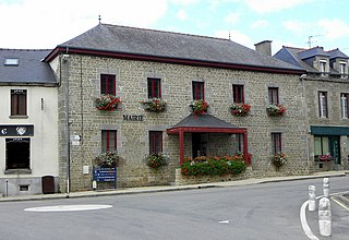 Plumaugat Commune in Brittany, France