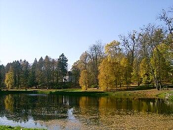 Polski: Park Zdrojowy