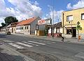 Poděbrady, Nymburské Předměstí, Husova street 3.jpg