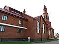 Podlaskie - Wysokie Mazowieckie - Wysokie Mazowieckie - Wspólna 1A - Kościół PiP 20110827 03.JPG