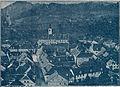 Pogled na severni del Kamnika z vhodne strani 1892.jpg