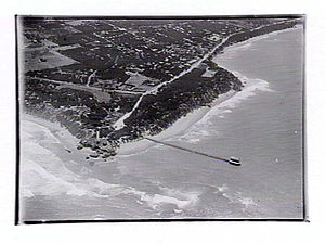Point Lonsdale - Image: Point lonsdale aerial