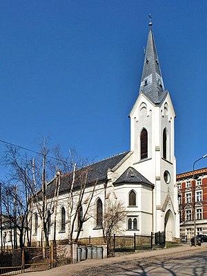 Boguszów-Gorce - Polish Catholic Church