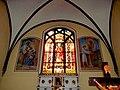 Polska ,Bydgoszcz - wnętrze kościoła pw. św. Józefa Rzemieślnika - panoramio (6).jpg