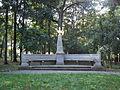 Pomnik S. Staszica w parku miejskim w Kielcach (2) (jw14).JPG