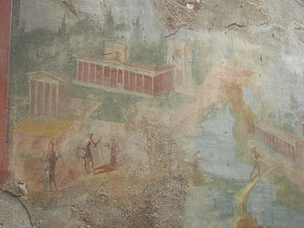 Pompeii House of the Small Fountain wall 8.jpg