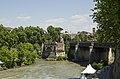 Ponte Rotto, Rome, Lazio, Italy - panoramio.jpg