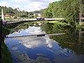 Ponte colgante Leiro río Avia.jpg