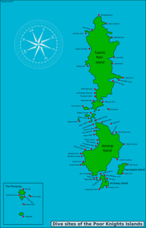 Poor Knights Islands dive sites.png