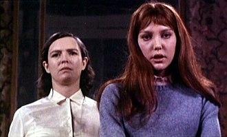 Margarita Lozano - Margarita Lozano in Porcile (1969)