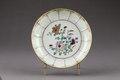 Porslinstallrik gjord i Kina på 1700-talet - Hallwylska museet - 96122.tif