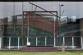 Porta para un centenario Pilar Urbano. Exteriores do Camp Nou. Barcelona B35.jpg