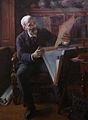 Portrait de Lucien Wiener dans son cabinet-Victor Prouvé.jpg