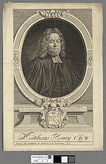 Matthaeus Henry V.D.M