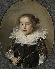 Portrait of Cornelia Cornelisdr van Esch