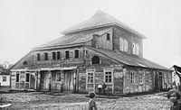 Poryck (Pavlivka), wooden synagogue.jpg