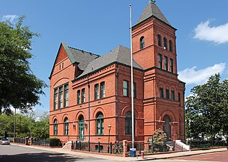 Jefferson, Texas - The Old Post Office, Jefferson's most recognized landmark