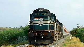 Pothigai Express