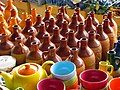 Pottery in Iran - qom فروشگاه سفال در ایران، قم 26.jpg