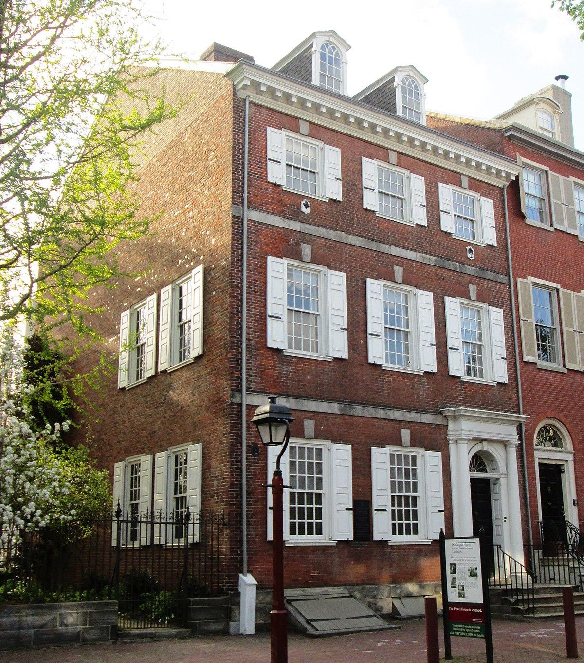 Powell House Of Powel House Wikipedia