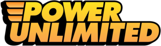 Power Unlimited - Logo of Power Unlimited (Sept. 2011-now)
