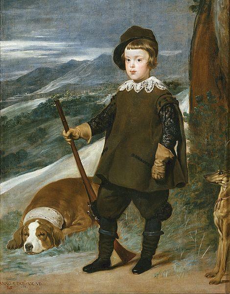 Galerie Royale Tchécoslovène 470px-Príncipe_BaltasarCarlos_cazador_Velázquez_lou